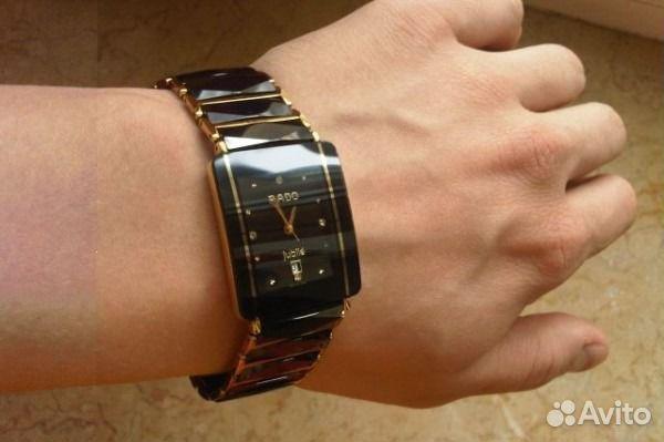Часы мужские rado 18002865