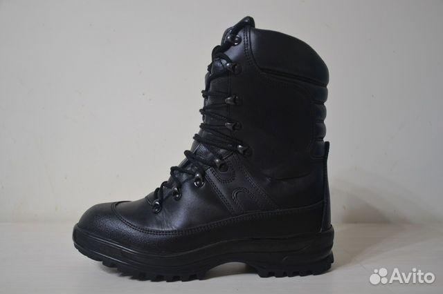 Ботинки с высоким берцем (зимние)   Festima.Ru - Мониторинг объявлений 83d05d19658
