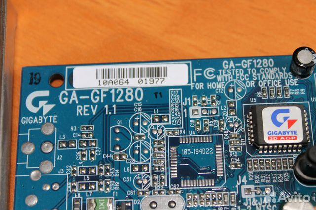 GIGABYTE GA GF1280 WINDOWS 7 64 DRIVER