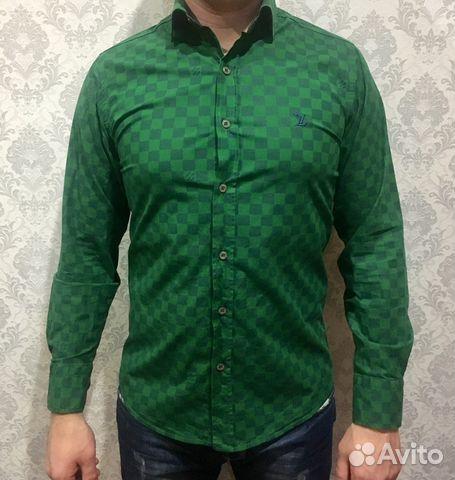 defcea2a76f9 Рубашка Louis Vuitton   Festima.Ru - Мониторинг объявлений