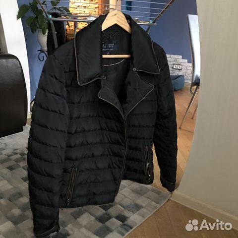 1532bae83250 Куртка пуховик Armani Jeans женская   Festima.Ru - Мониторинг объявлений