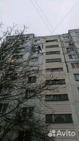 d2cb3d5c0ede0 Высотные работы в Ростове-на-Дону. Утепление фасад— фотография №1