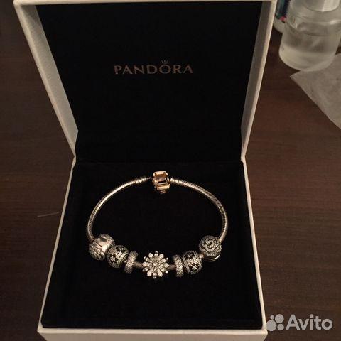 женский браслет Pandora Festimaru мониторинг объявлений