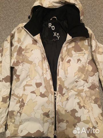 6576d478e016 Roxy куртка и штаны для сноуборда купить в Москве на Avito ...