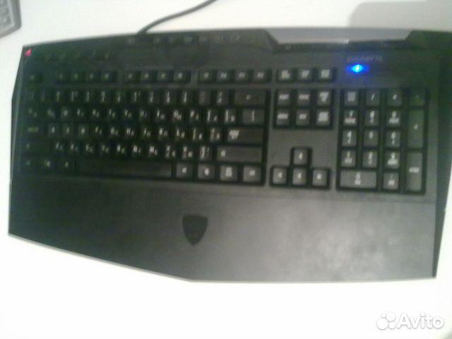 клавиатура гигабайт с подсветкой ламборджини