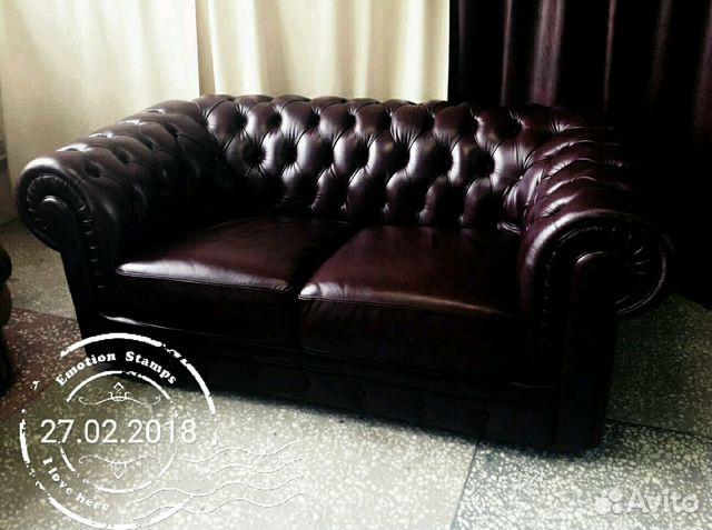 диван честерфилд от производителя купить в новосибирской области