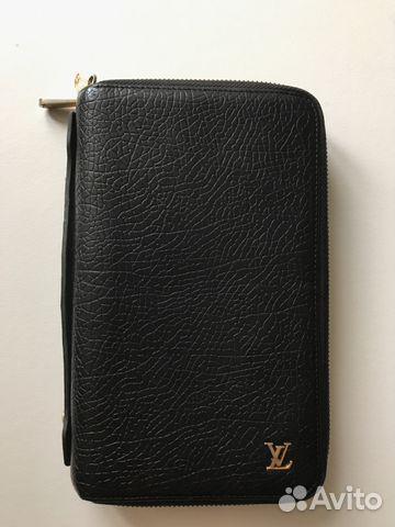 Портмоне мужское Louis Vuitton   Festima.Ru - Мониторинг объявлений 9d393a5f1c9