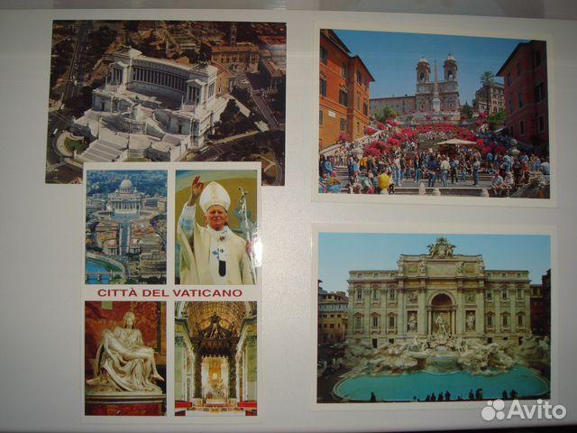 Сколько идет открытка из италии, открытки