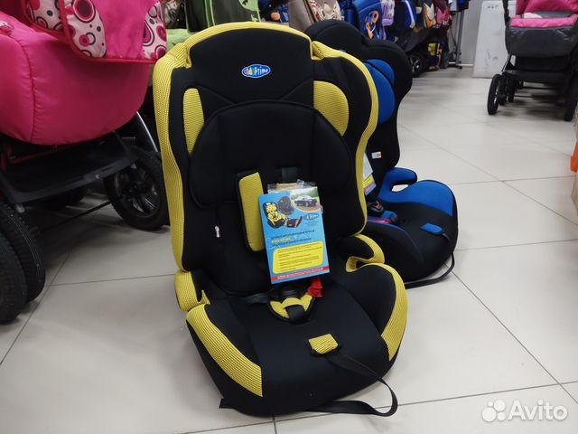89527559801 Автомобильное кресло новое в упаковке