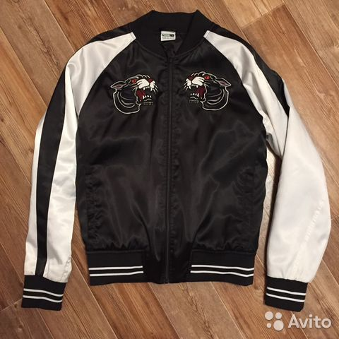 Бомбер Puma Souvenir Jacket купить в Санкт-Петербурге на Avito ... 69f730981ef