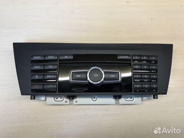 Лицевая панель для Comand ntg4 5 на Mercedes W204 купить в
