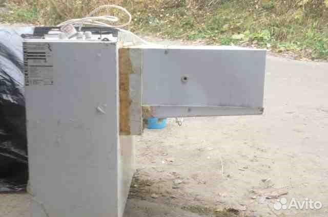 Холодильный моноблок б/у двухвентиляторный 89290400536 купить 1