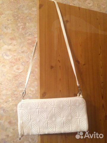 701b35826e27 Белая летняя сумка купить в Москве на Avito — Объявления на сайте Авито