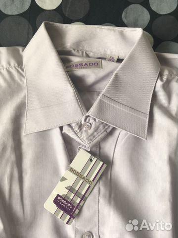 657e60f7b95 Рубашка мужская Bassado XXL новая - Личные вещи