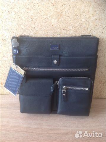 2f510c630ba2 Мужская сумка из натуральной кожи | Festima.Ru - Мониторинг объявлений