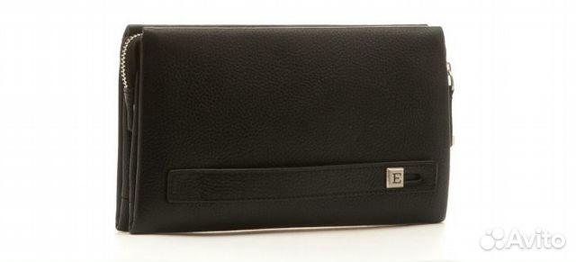 4ec3f5e5875c Мужская сумка-визитница eleganzza Z-13248 black купить в Москве на ...