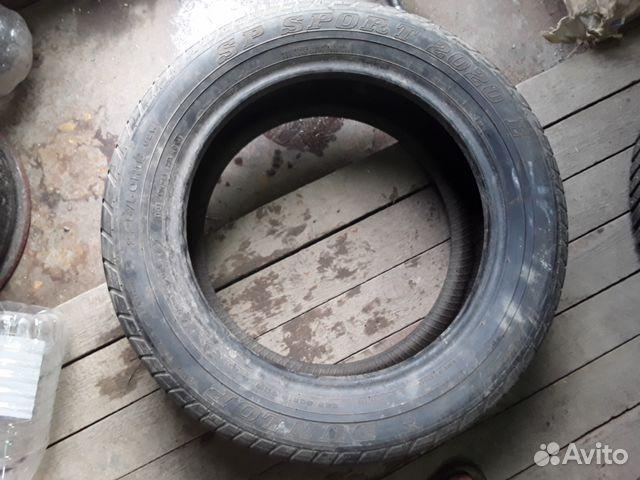 Шина R16 225/50 Dunlop 1шт