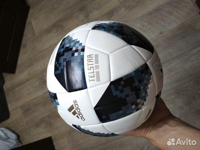 Футбольный мяч Чемпионат мира 2018 Telsar купить в Краснодарском ... d472d4e59ae
