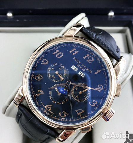 f33e4bf4d8f Часы Patek Philippe (Механика) Арт.39 + Портмоне купить в Санкт ...
