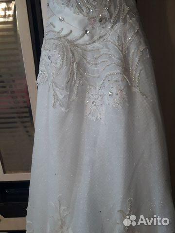89061795887 Продам свадебное платья