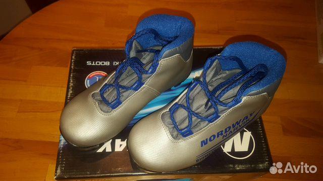 37427f53c8c1 Детские лыжные ботинки Nordway, р.31 купить в Московской области на ...