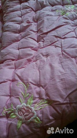 Детское шерстяное,стеганное одеяло 89622522121 купить 4