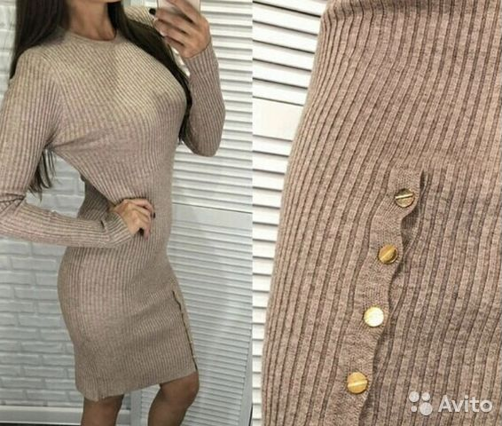 3072f37cdf1eeba Платье Лапша с пуговицами новое | Festima.Ru - Мониторинг объявлений