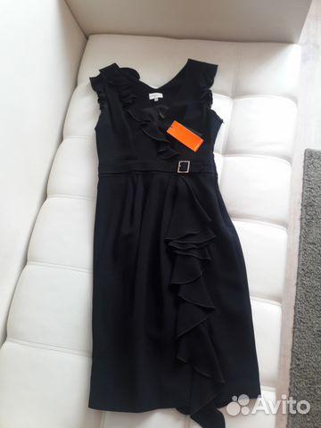 e61df1f3257 Karen Millen Маленькое черное платье купить в Москве на Avito ...