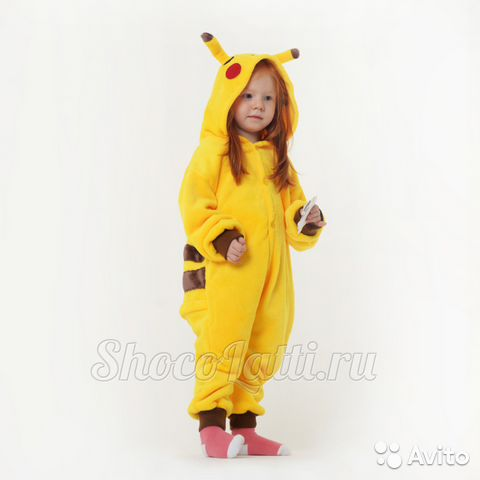 Детская пижама кигуруми для девочек и мальчиков купить в Москве на ... ae4eeda63e3f4
