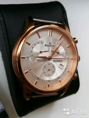 Часы edox купить в москве заводы часы с кукушкой купить