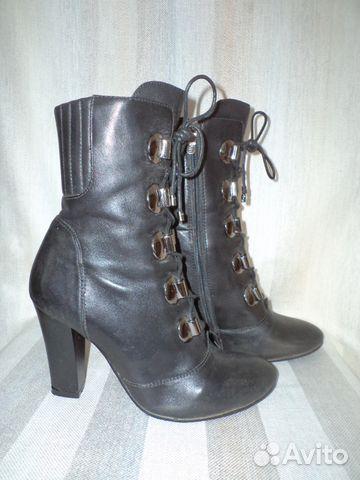Ботинки осенне-весенние 89307162691 купить 3