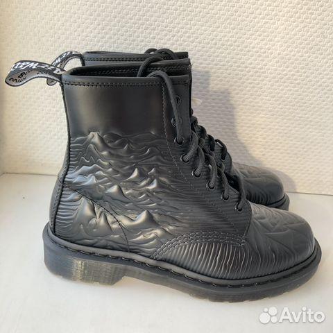 Ботинки Dr Martens x Joy Division новые унисекс купить в Санкт ... dceedf36f1ca5