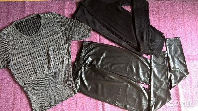 Лосины, кофты, джинсы 89243175919 купить 1
