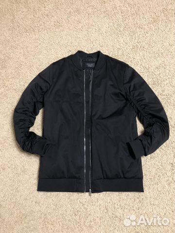 306cd95825c8 Куртка-бомбер Zara мужская   Festima.Ru - Мониторинг объявлений