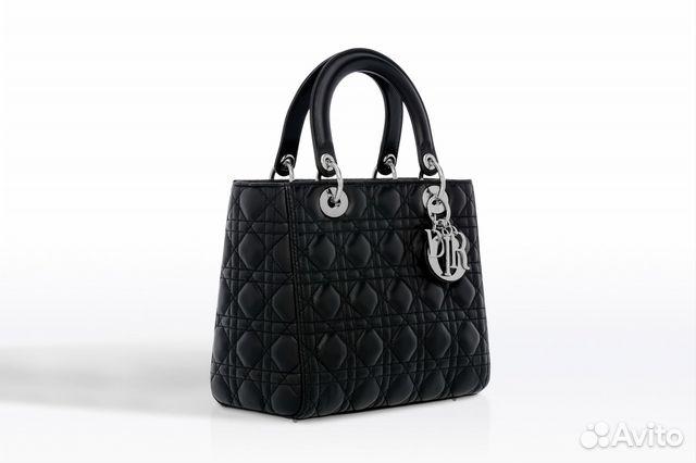 2676cddb68ee Женская кожаная сумка Christian Dior арт.081 купить в Москве на ...