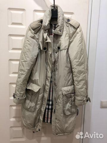 Пальто Burberry Brit   Festima.Ru - Мониторинг объявлений 4119804c3fa