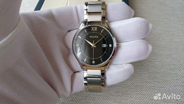 39edeb29597e Мужские наручные часы Bulova 96D142   Festima.Ru - Мониторинг объявлений