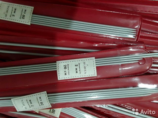 продам тефлоновые спицы для вязания цена договорн купить в