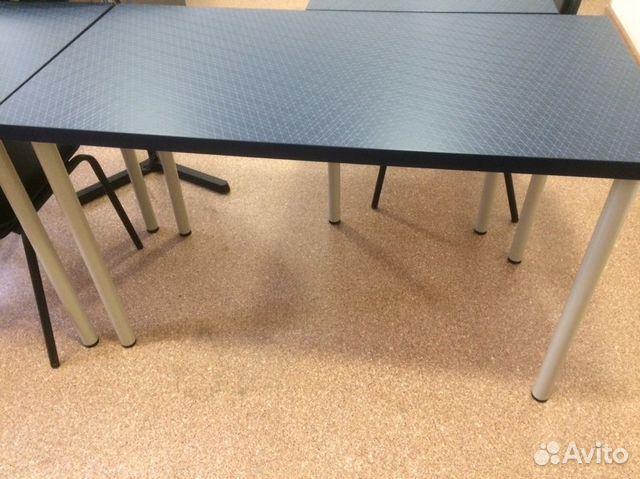 столы из Ikea и стулья Festimaru мониторинг объявлений