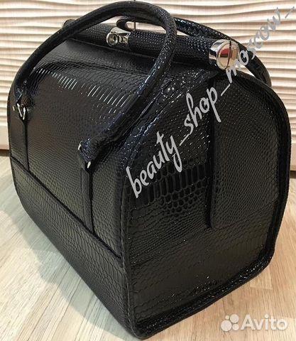 Бьюти кейс новый, сумка, чемодан для мастеров купить в Москве на ... 5a84e9b0069