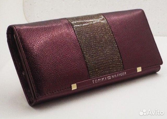 84bf0246a616 Кожаный кошелёк Tommy   Festima.Ru - Мониторинг объявлений