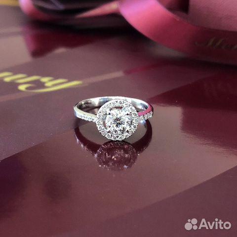 Золотое кольцо с бриллиантом 0,71 карат 750 пр   Festima.Ru ... 727a4aa9a77