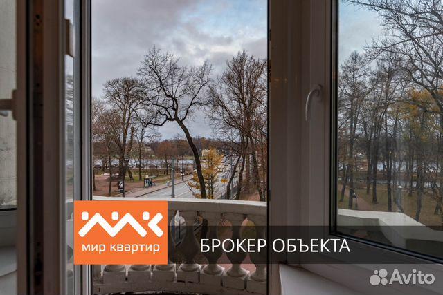 Продается многокомнатная квартира за 79 000 000 рублей. Каменноостровский пр-кт, 73-75.