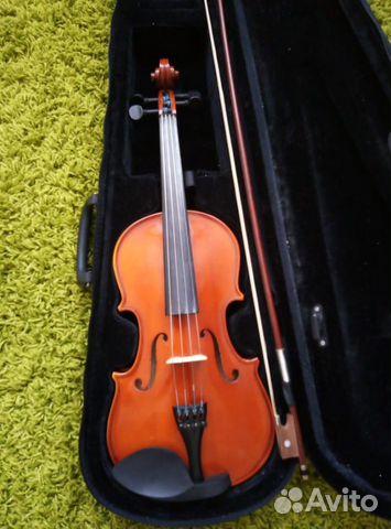 Скрипка 3/4 89237930112 купить 1