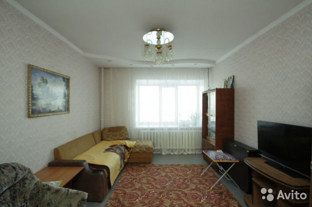 Продается четырехкомнатная квартира за 5 000 000 рублей. Ленина,9/2.