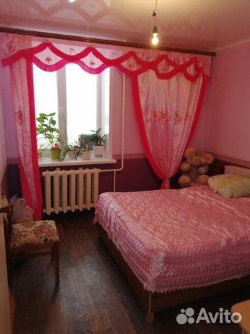 Продается трехкомнатная квартира за 2 130 000 рублей. Балаково, Саратовская область, улица Ленина, 54.