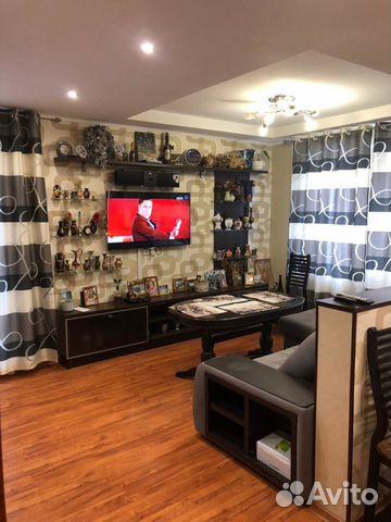 Продается четырехкомнатная квартира за 4 100 000 рублей. Республика Карелия, Петрозаводск, Сортавальская улица, 7А.