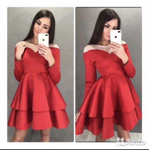 d66f4f9521c Пышное платье на годик