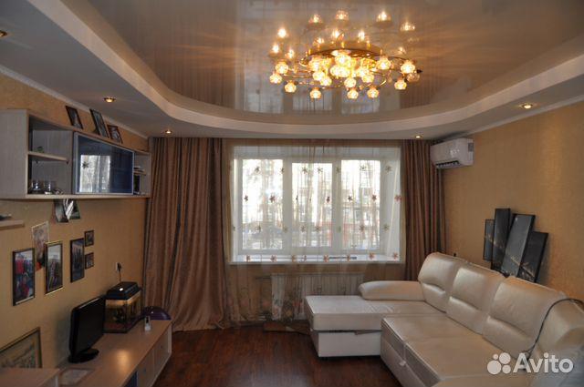 Продается трехкомнатная квартира за 5 450 000 рублей. улица Владимира Невского, 35.