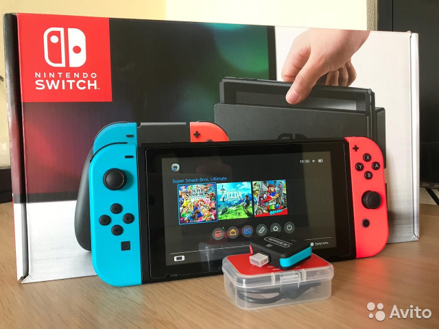 nintendo switch firmware download